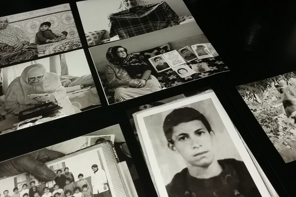 Collectif des Familles de disparus en Algérie — «Une image, une histoire, une mémoire», exposition de photos à Oran
