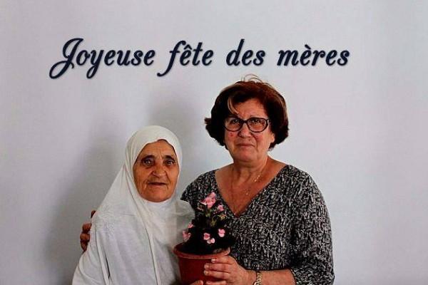 Collectif des Familles de disparus en Algérie — Célébration de la fêtes des mères