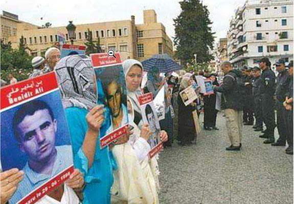 Collectif des Familles de disparus en Algérie — Les familles de disparus répondent à Sellal