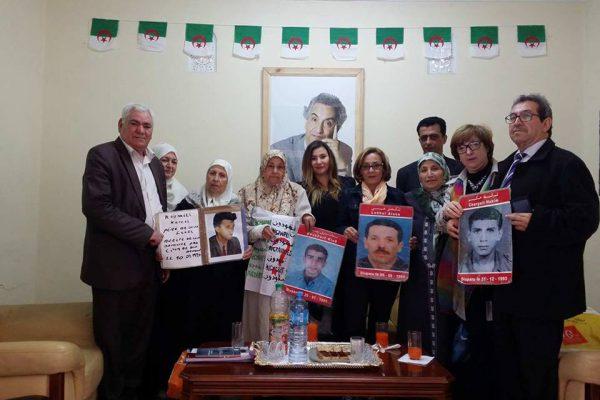 Collectif des Familles de disparus en Algérie — SOS Disparu(e)s interpelle les candidats aux élections législatives