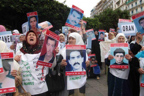 Collectif des Familles de disparus en Algérie — Le plan d'action du nouveau gouvernement est-il incohérent face à l'État de droit ?