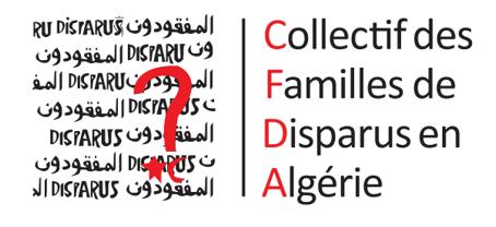 Collectif des Familles de disparus en Algérie — Revues de Presse