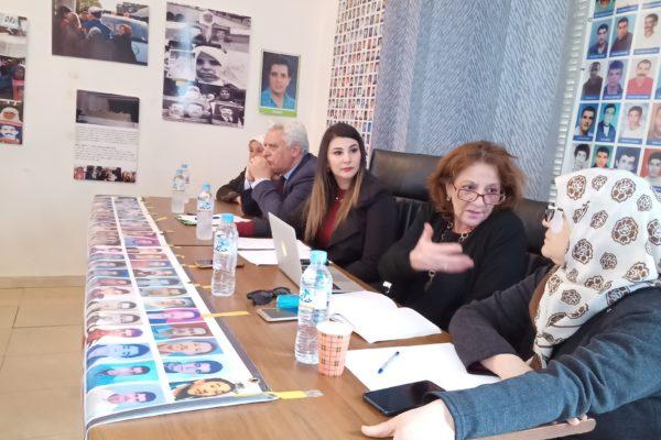 Collectif des Familles de disparus en Algérie — Conférence : «Ces femmes qui luttent pour leurs droits»